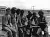 Halls Creek helpers 1982